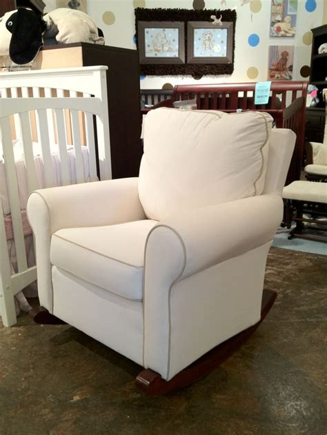 nursery rocker with ottoman glider recliner with ottoman for nursery thenurseries