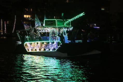 Key West Boats Pompano Beach by Pompano Beach Holiday Boat Parade 2016 Florida Powerboat