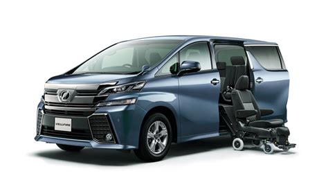 Toyota Vellfire Hd Picture by 2019 Toyota Vellfire Review Cabin Release Date Engine