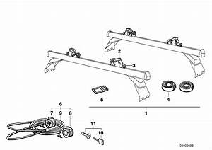 Bmw M Coupe Surfboard Rack  Profil 2000  Alpina