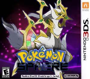Pokemon Sphere version 2016