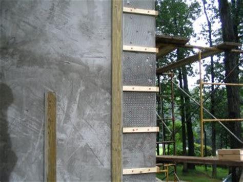 stucco quoins