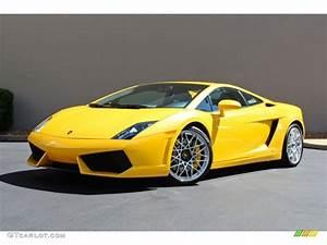Giallo Midas (Yellow) 2009 Lamborghini Gallardo LP560-4 ...