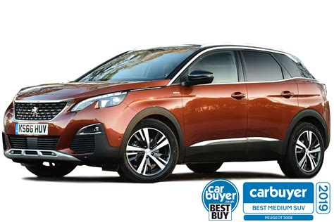 Peugeot Car : Peugeot 3008 Suv 2019 Review