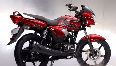 Tvs Max 125 Image by Best 125cc Bikes In India