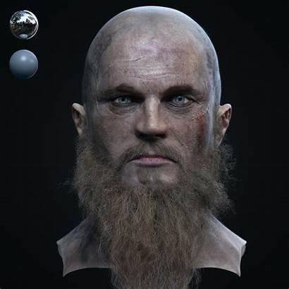 Ragnar Lothbrok Prisoner Character Modeling 3d Artstation
