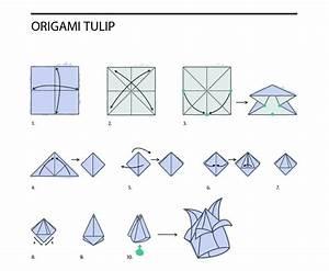 Fleur En Origami Facile : tuto fleur origami facile ~ Farleysfitness.com Idées de Décoration