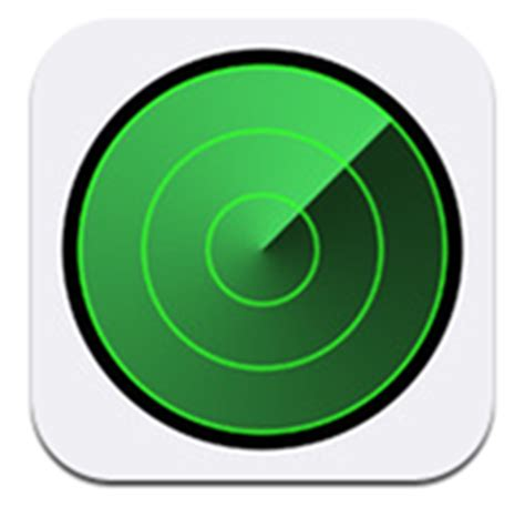 how to find apps on iphone apple updates find my iphone app with a flat icon for