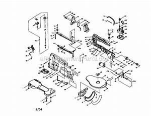 Craftsman 137216100 Parts List And Diagram   Ereplacementparts Com