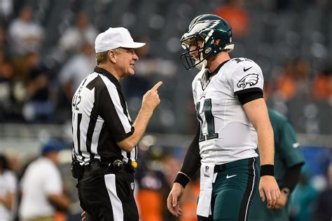 carson wentz  qb rankings referee nashville