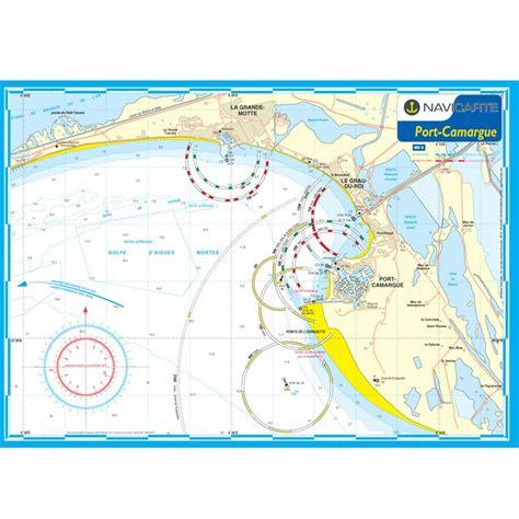 set de table carte marine navicarte mininav port camargue golfr d aigues mortes nos livres