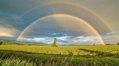 七夕彩虹绚丽高清壁纸_美丽浪漫的彩虹_风景壁纸_精品库
