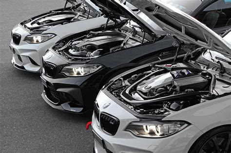 bmw m2 s55 540hp bmw m2 clubsport by d 228 hler brings s55 m4 engine 187 car shopping