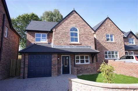 Houses With Garages by 4 Bedroom Detached House With Garage Plot 2 Magnus Homes