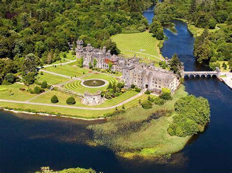 si鑒e auto castle l ashford castle si trasforma in hogwarts irlandando it