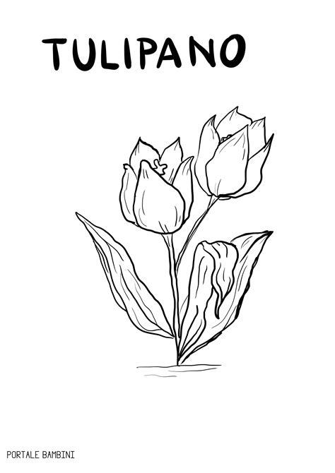 immagini da disegnare per bambini fiori da colorare e disegnare per grandi e bambini