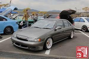 Motor B14 Nissan