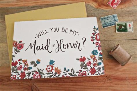 stationery   bridesmaid  maid  honor cards