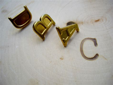 hot stamps alphabet set uppercase set