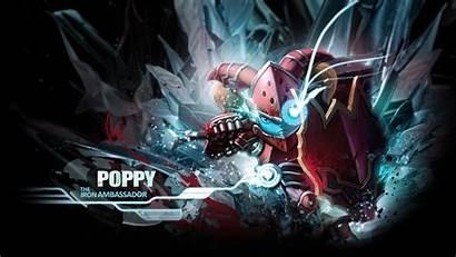 2k Poppy League Legends Wallpapers Lol 1080
