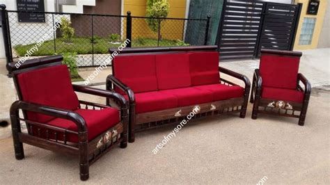 Sofa Set Designs With Price Below 15000 by Arts Of Mysore Rosewood Furniture