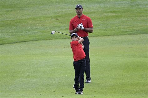 Team Thomas wins PNC as Woods celebrates memory with his ...