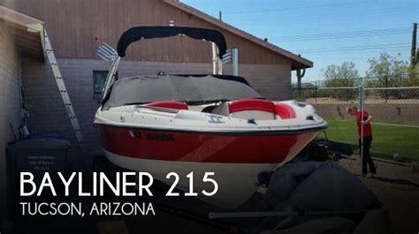 Bayliner Boats For Sale In Florida by Bayliner 215 Boats For Sale In Florida