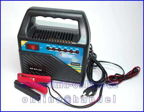 Lade Professionali by Proplus 550097 Automatik Batterieladeger 228 T 6 Ere Kfz