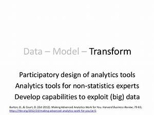 Learning analytics are more than measurement