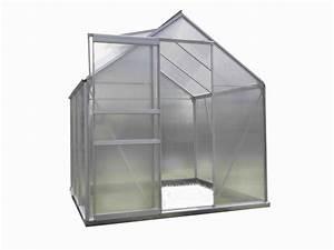 Serre De Jardin Polycarbonate : la maison du jardin serre en polycarbonate alvolaire de ~ Dailycaller-alerts.com Idées de Décoration