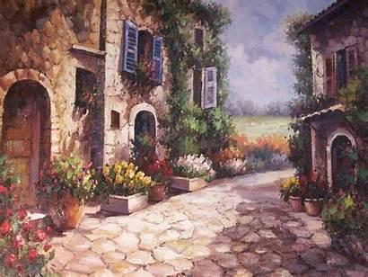 Italian Villas Villa Houses Garden Tuscan Italy