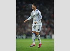 Cristiano Ronaldo Photo Real Madrid v AC Milan UEFA
