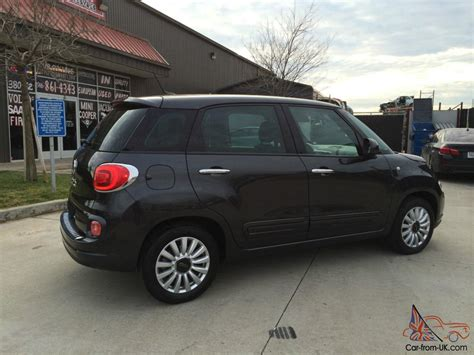 2014 Fiat 500l Easy by 2014 Fiat 500l Easy New Turbo 1 4l Hatchback