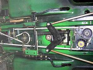 Installation  Repair And Replacement Of John Deere Stx30 And Stx38 Gear Drive Belt  Yellow Deck