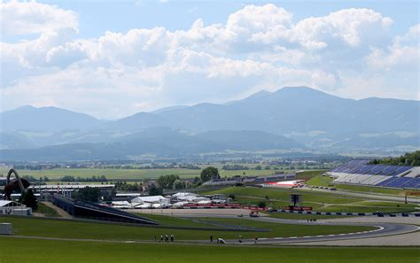 formula  austrian grand prix weather forecast