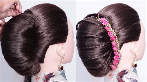 french bunfrench rollfrench twist  hairstyle hairstyle girl laloola women