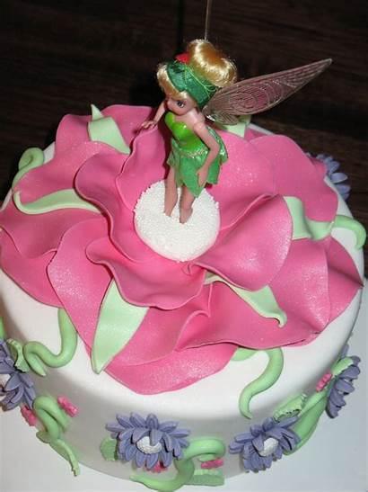 Cake Tinkerbell Cakes Sandy