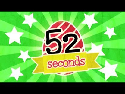 New 60 Second Easter Countdown! Easter Egg Game Countdown 60  I Love Kids Church #kidmin