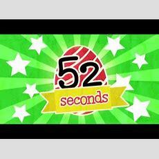 New 60 Second Easter Countdown! Easter Egg Game Countdown 60  I Love Kids Church #kidmin