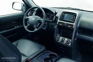 Honda Crv 2005 Interior Dimensions