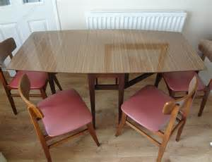 antiques atlas retro formica dining table chairs
