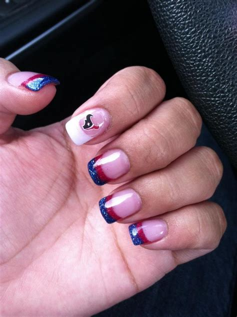 cool football nail art designs hative