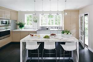 Cuisine En Marbre : plan de travail en marbre pour une cuisine ind modable ~ Melissatoandfro.com Idées de Décoration