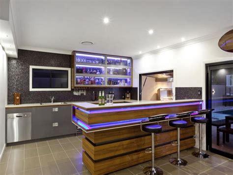 Kitchen Island Ideas For Small Kitchens Modern Kitchen Bar Design Ideas With Bright Interior Kitchentoday