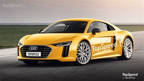 Topspeed Renders 2019 Audi R6 Coupe