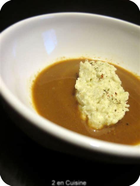 mousseline en cuisine mousseline de fenouil à la vanille sur velouté de