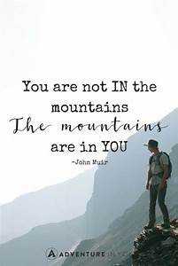 Best Mountain Q... Scale Mountain Quotes