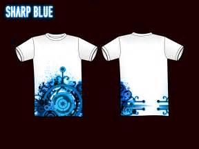 Blue T-Shirt Design