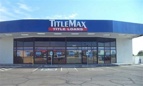title loans mesa 9205 e apache trail titlemax