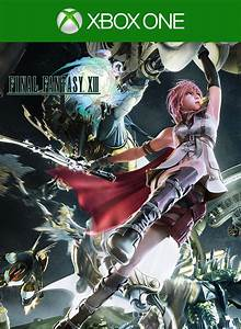Final Fantasy XIII Spotted For Xbox One Update Gematsu